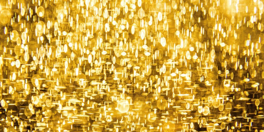 photo of gold color